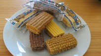 Traditional Long Biscuits