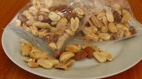 30g Mixed nut bags